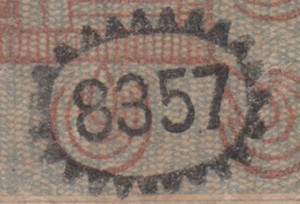 Security codes of De Javasche Bank notes 1864 – 1931